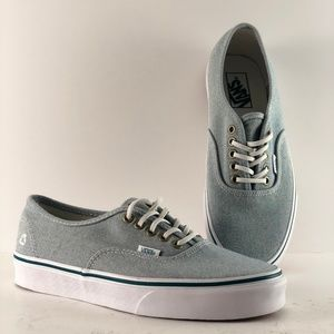 Vans Authentic P.E.T Mallard/Ocean Denim Sneakers